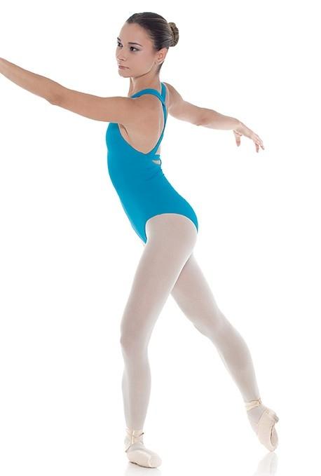 Body danza con doppio incrocio -