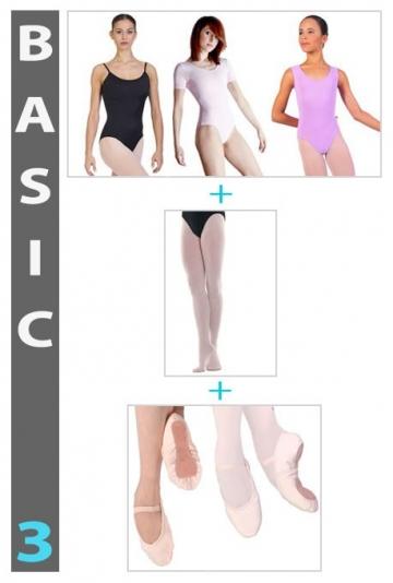 Pacchetti di abbigliamento danza classica