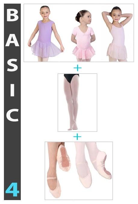 Kit BALLET BASIC 4 -