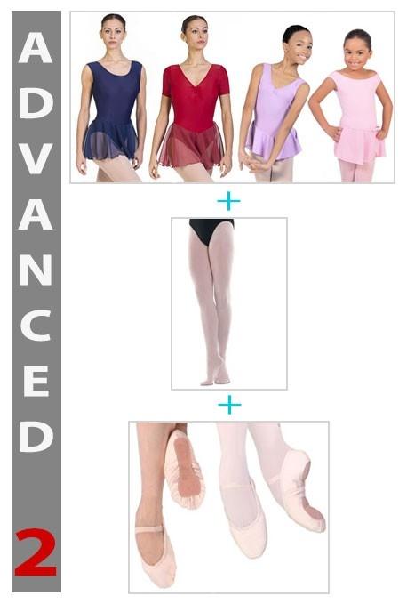 Kit BALLET ADVANCED 2 -