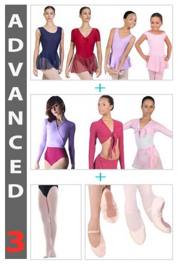 Kit BALLET ADVANCED 3
