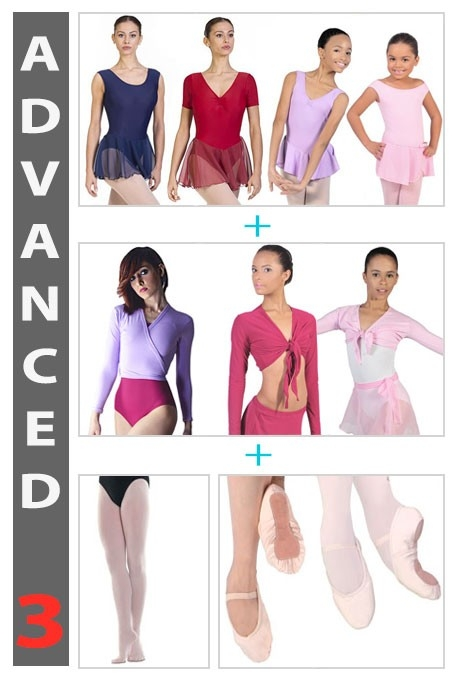 Kit BALLET ADVANCED 3 -