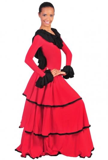 Vestito per danze Spagnole C2525 -