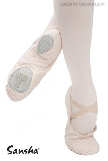 Mezze punte danza classica 3C -