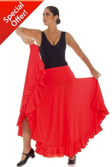 Offerta Gonna flamenco