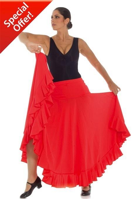Offerta Gonna flamenco -