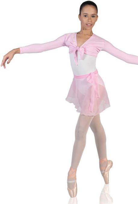 Gonnellina per danza classica F711D -