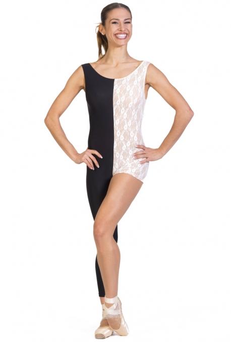 Abbigliamento danza Lyrical - Tuta per danza contemporanea e16bce97e1d