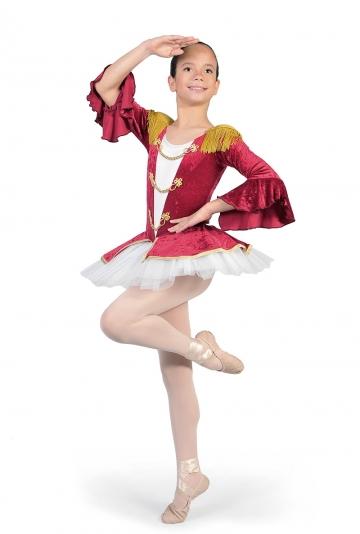 Tutu danza Majorette C2604 -