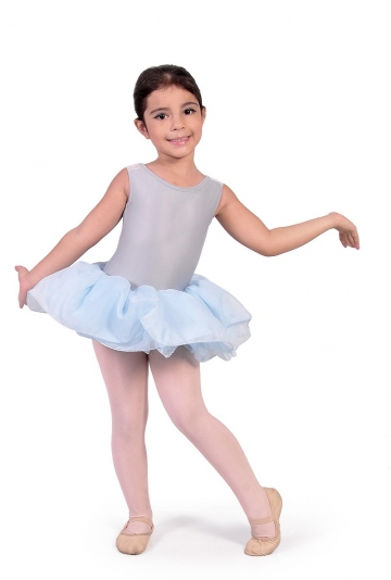 Tutù danza classica bambina C2614 -