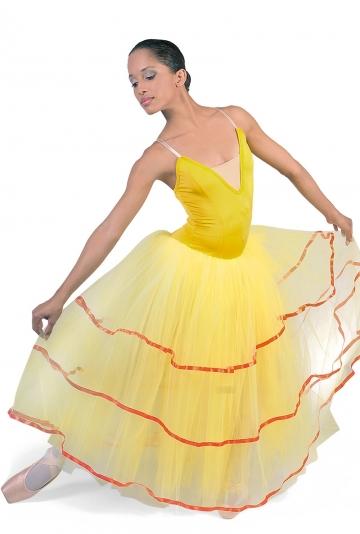 Tutù romantico danza classica C2620 -