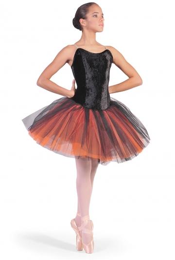 Tutù danza sfumato C2628 -