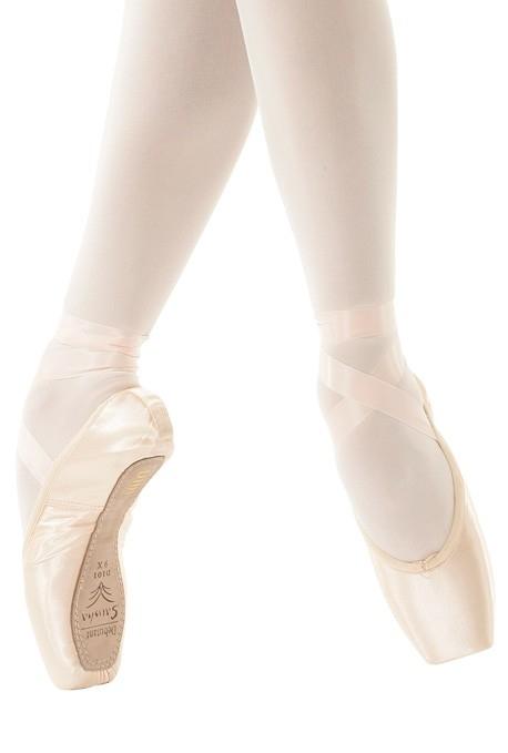 Scarpe da punta danza classica Debutante -
