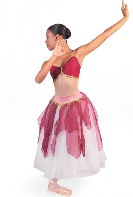 Tutu danza Bayadère C2636 -