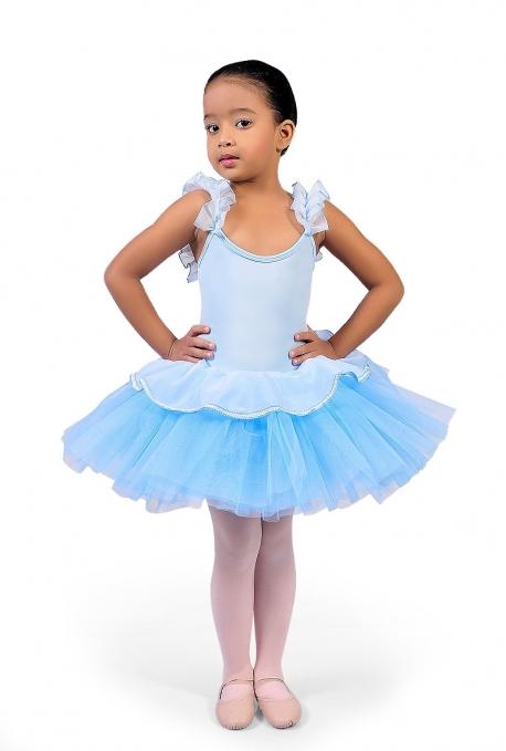Tutù danza bambina Minir C2646 -