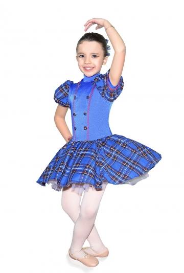 Tutu per danza Scozzese C2651 -