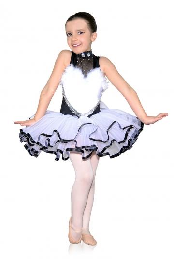 Danza classica Tutu Gattina C2650 -
