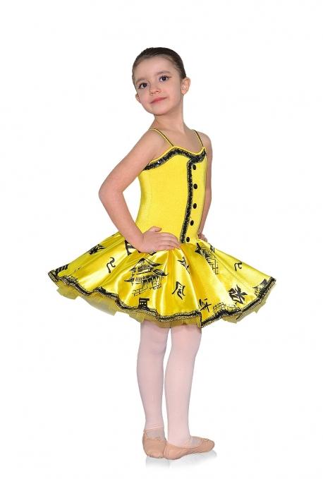 Tutù danza bambina Cinesina C2653 -