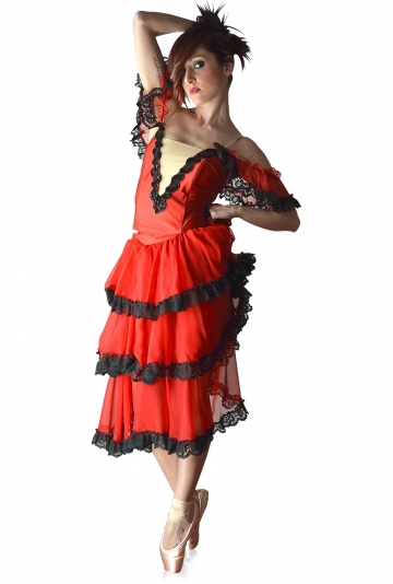 Costume danza Don Quixote C2538 -