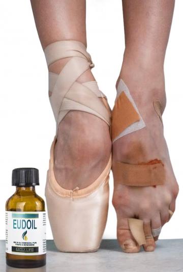 Eudoil - Cura dei piedi e del corpo