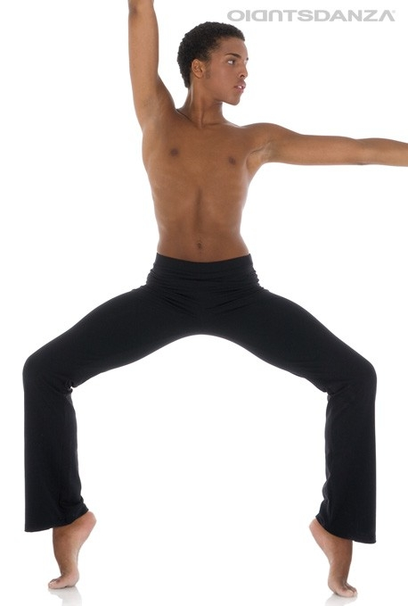Pantaloni danza uomo M605 -