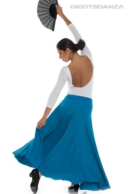 Flamenco gonne a doppia ruota FL 2027 -