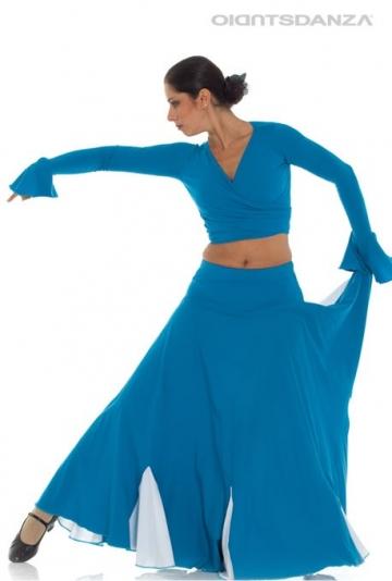 Gonne da flamenco bicolori FL 2026